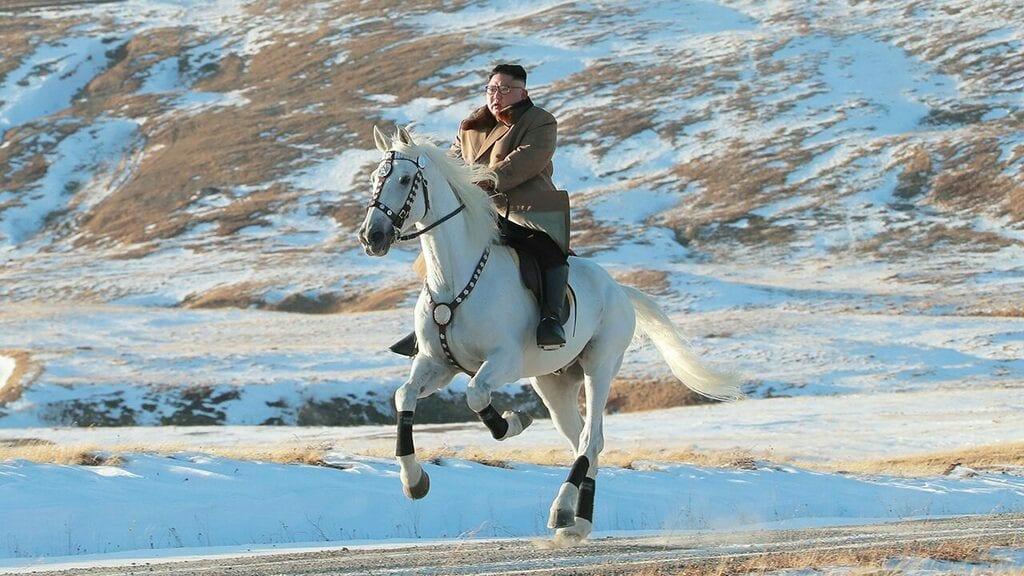 Kim's spending big on horses