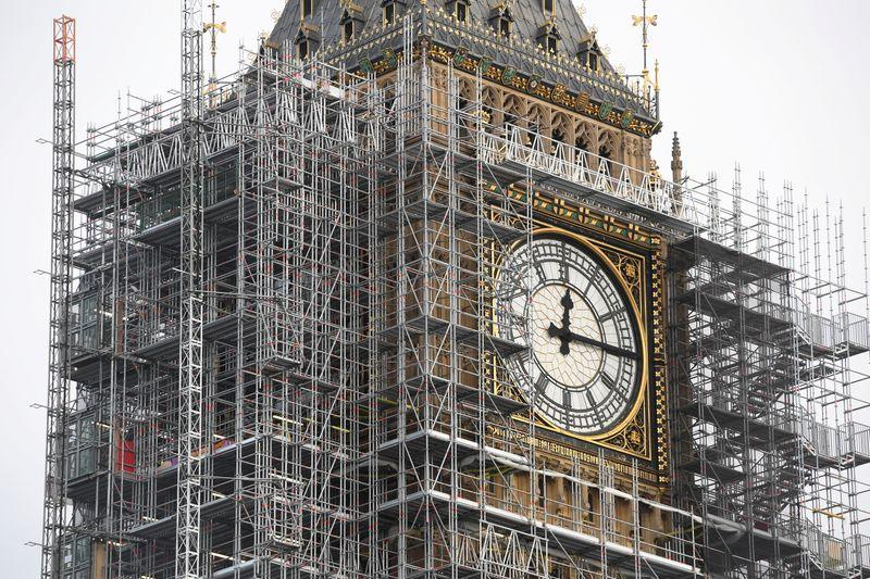 cost of repairing big ben goes up