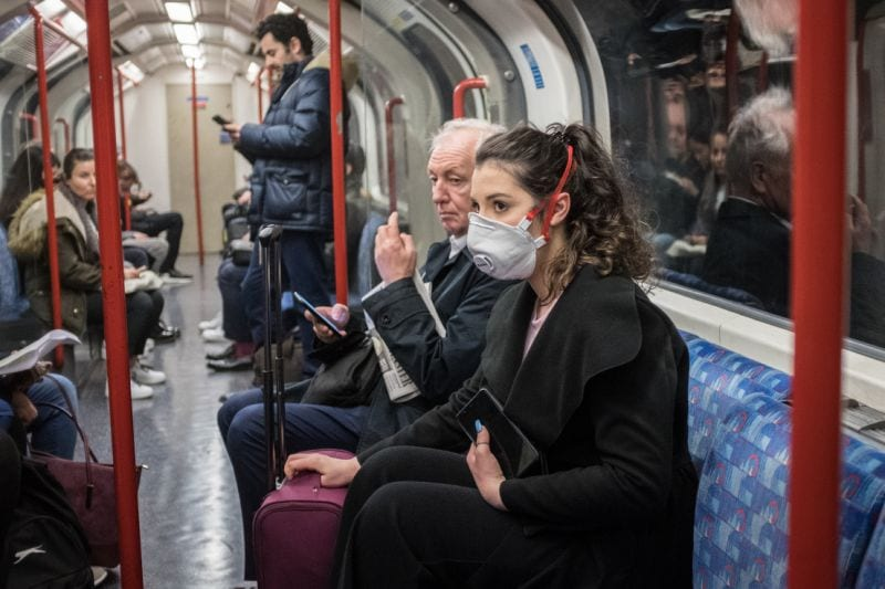 gov issues update on coronavirus travel