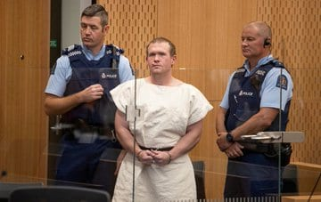 NZ mosque shooter changes plea to guilty