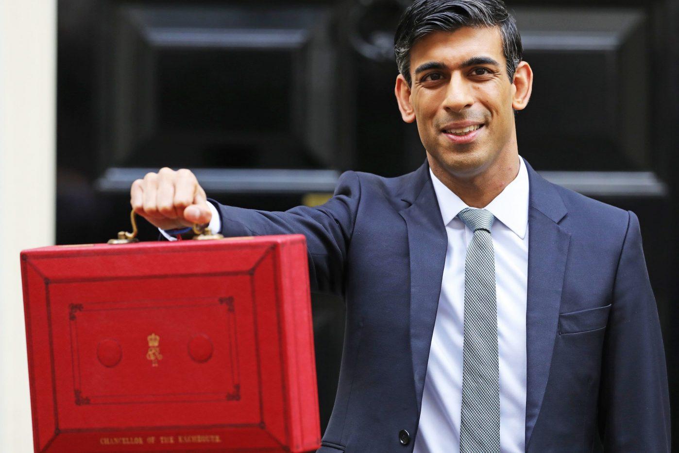 Could Rishi Sunak be Boris Johnon's successor?