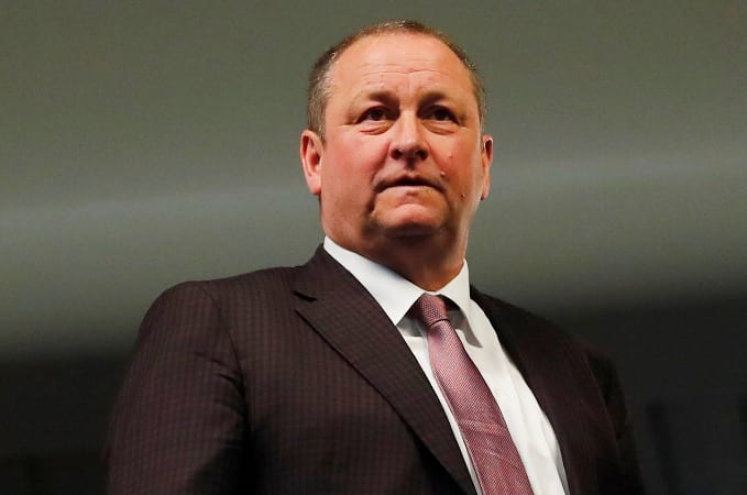 mike ashley keeps sports direct open