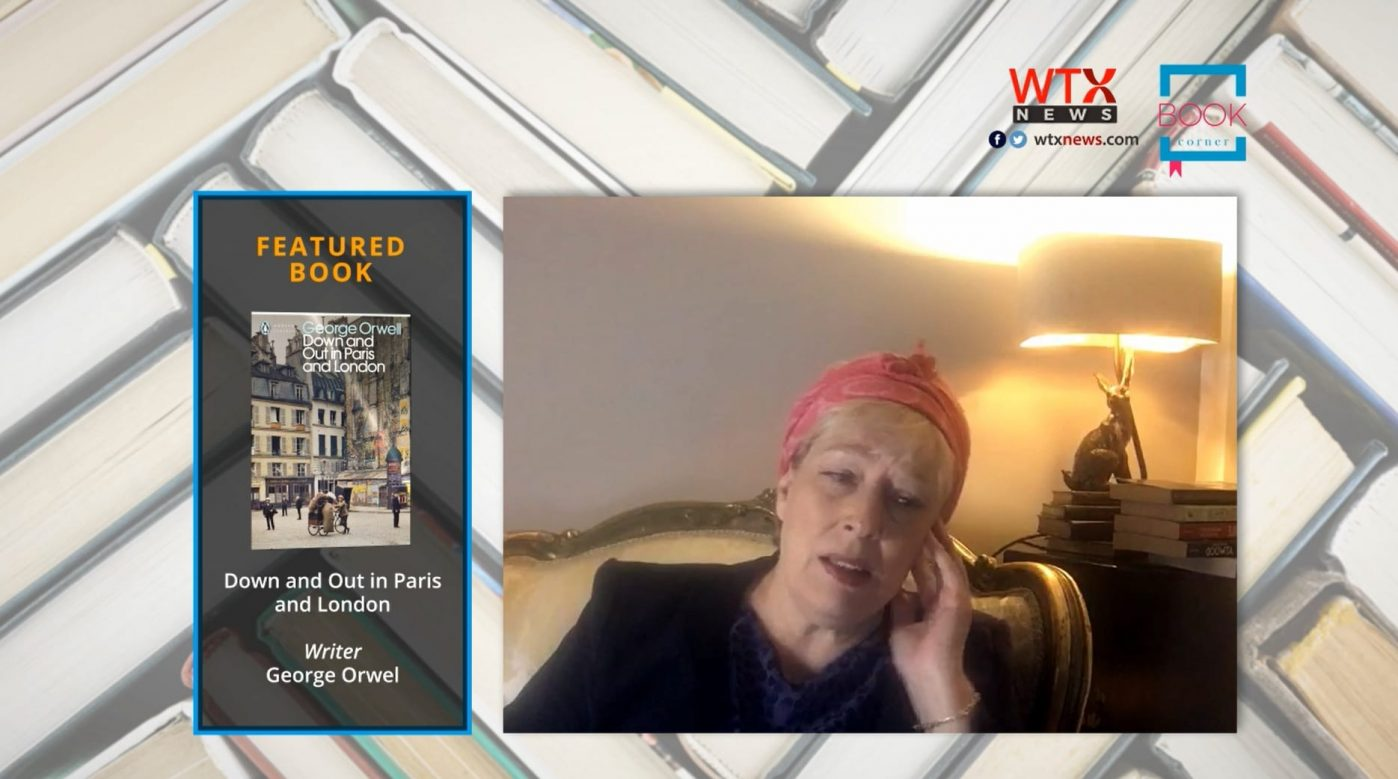 The Book Corner - By Yvonne Ridley - Episode 1 - 'Down & Out in Paris and London by George Orwell