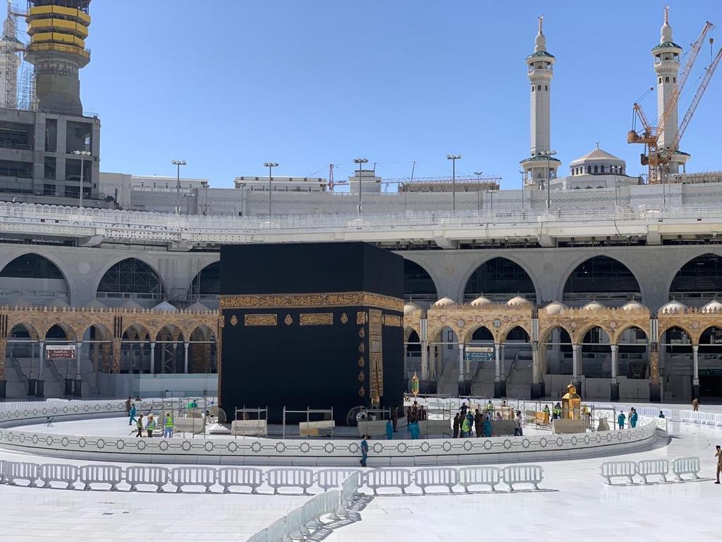 ramadam starts amid unprecendented times