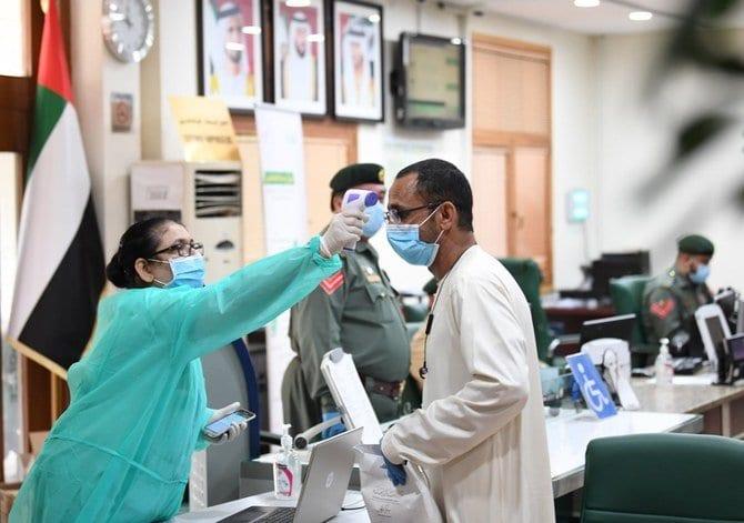 UAE confirms 941 new coronavirus cases