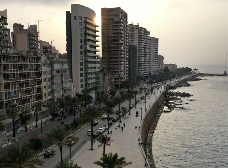 Lebanon enforces a second total lockdown