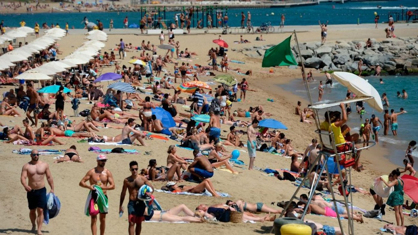 Spain to welcome tourists starting from 1 July