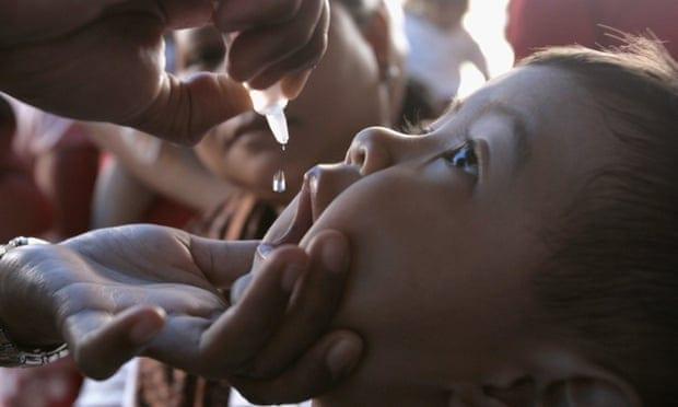 children vaccination stalled