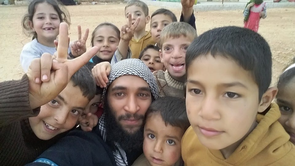 British aid worker kidnapped in Syria - By Yvonne Ridley