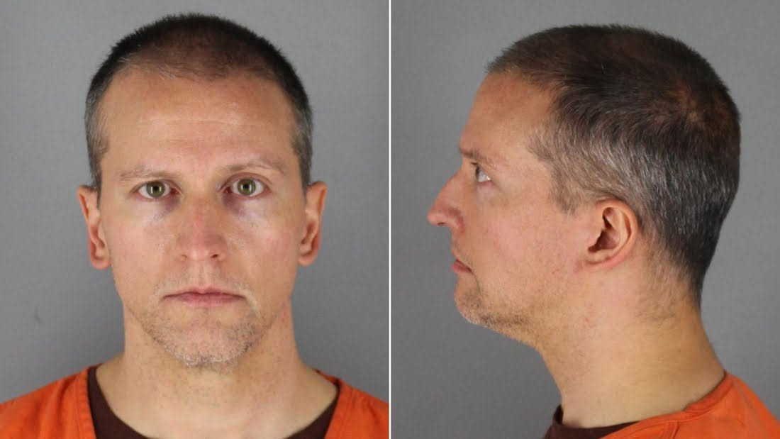 Chauvin's charge upgraded to second-degree