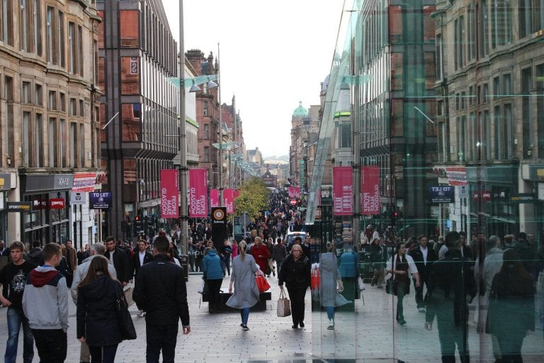 UK Retail sales in May partly recover after DIY boost