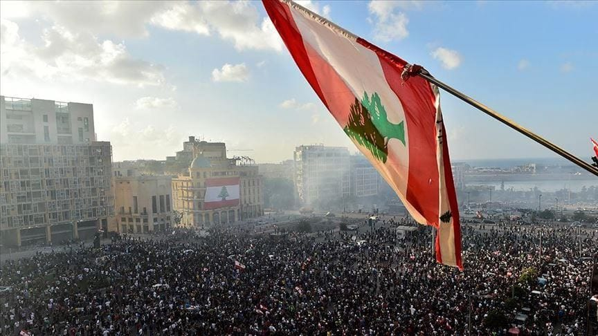 Angry Lebanese vow new protests over deadly blast that killed 158, following a night of clashes
