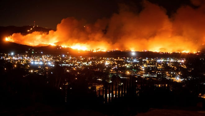 3 more confirmed dead in California's record-breaking wildfires, amid 20-year mega-drought
