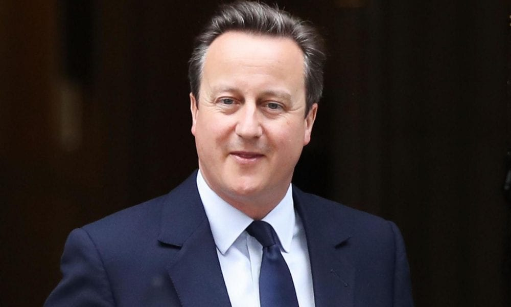 David Cameron is 5th ex-PM to speak out against post-Brexit bill