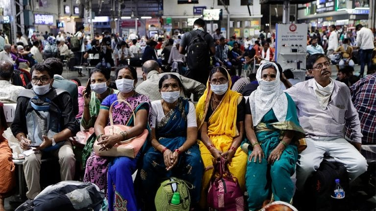 India orders states to expand coronavirus testing