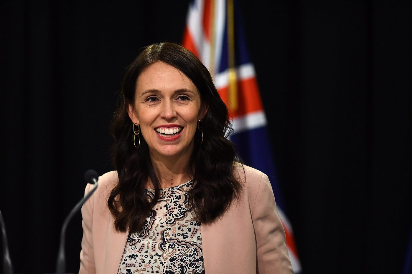 New Zealand's PM Jacinda Arden restart campaign with holiday promise