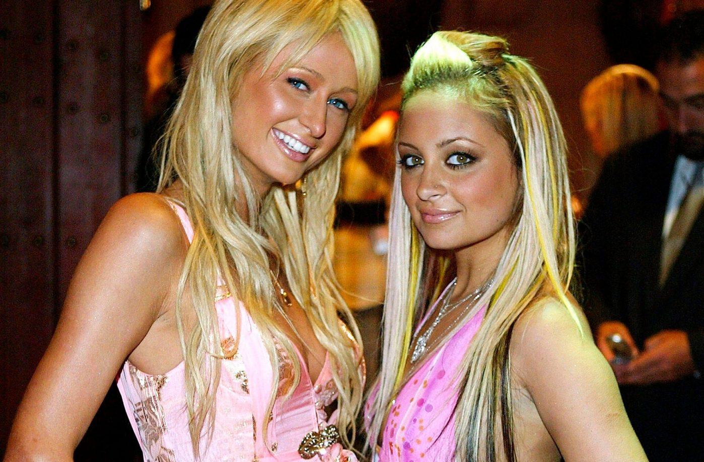Paris Hilton and Nicole Richie in The Simple Life