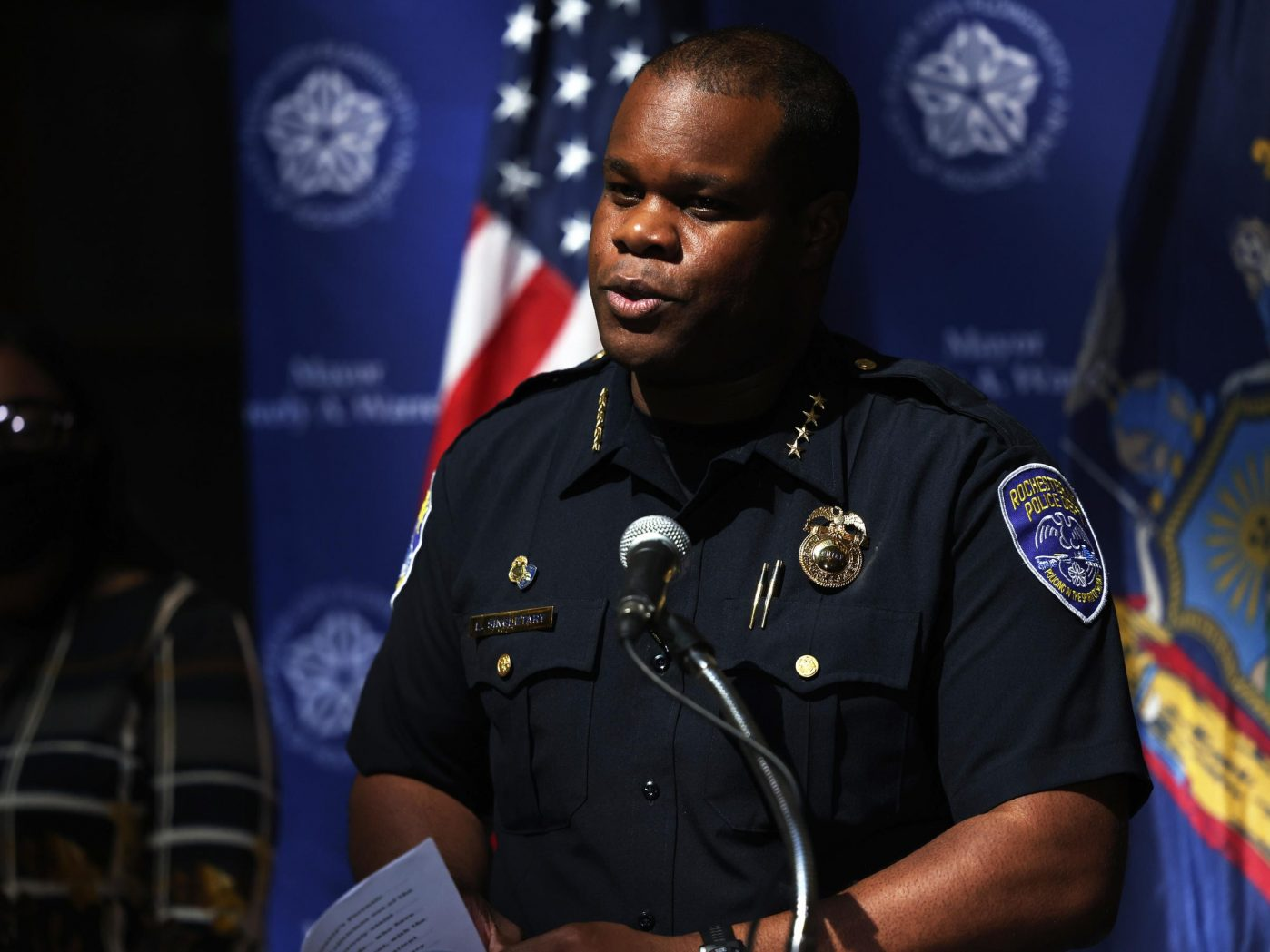 Police chief quits after protests over death of Daniel Prude