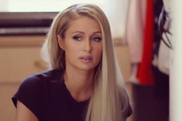 The real Paris Hilton