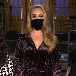 Adele teases musical comeback ahead of SNL
