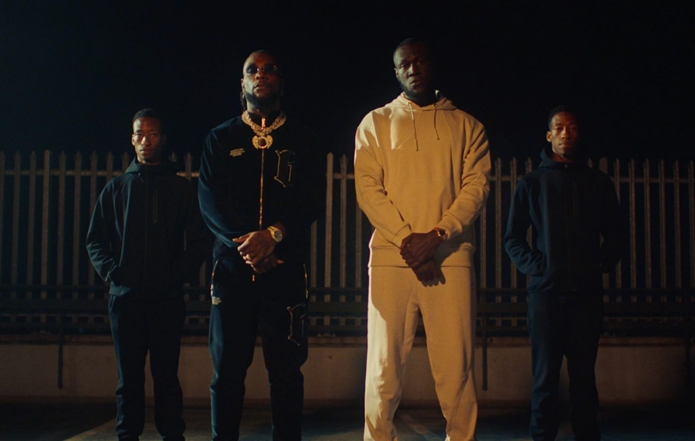 Burna Boy's emotional video for Real Life ft Stormzy