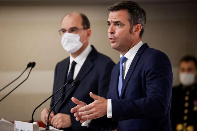 French PM Castex extends Covid-19 curfew to 38 more departments as cases surge