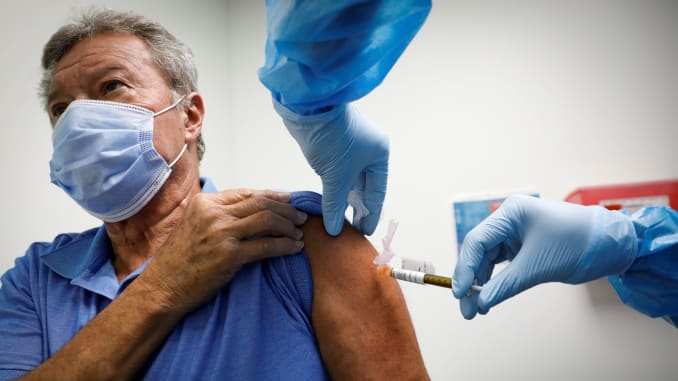 US vaccine within months