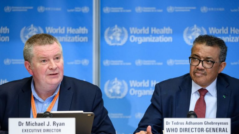 WHO urges world 'don't give up' as Covid-19 pandemic resurges