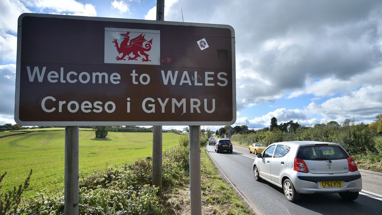 Wales to return to toughest Covid-19 lockdown rules with virus 'firebreak'