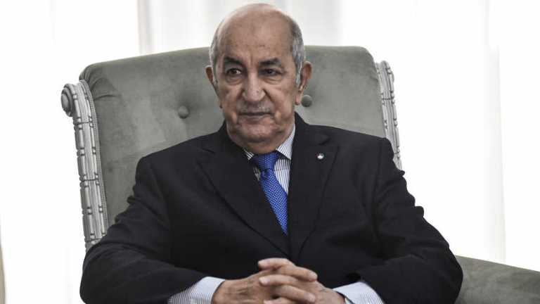 Algerian president has COVID-19 but improving, presidency says