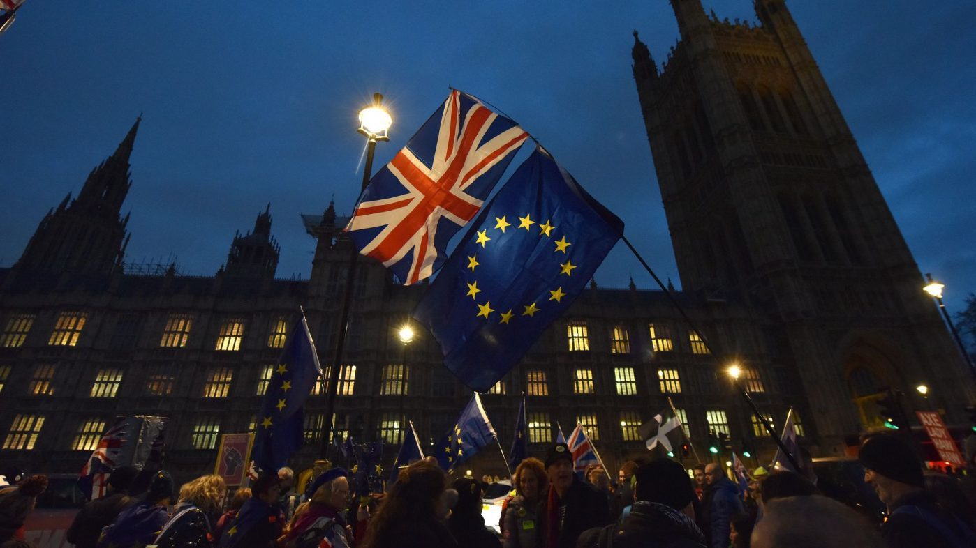Daily News Briefing: Gov's crushing Brexit defeat - EU wants Europe-wide Imam training - Covid-19 vaccine & Biden hope send oil prices soaring