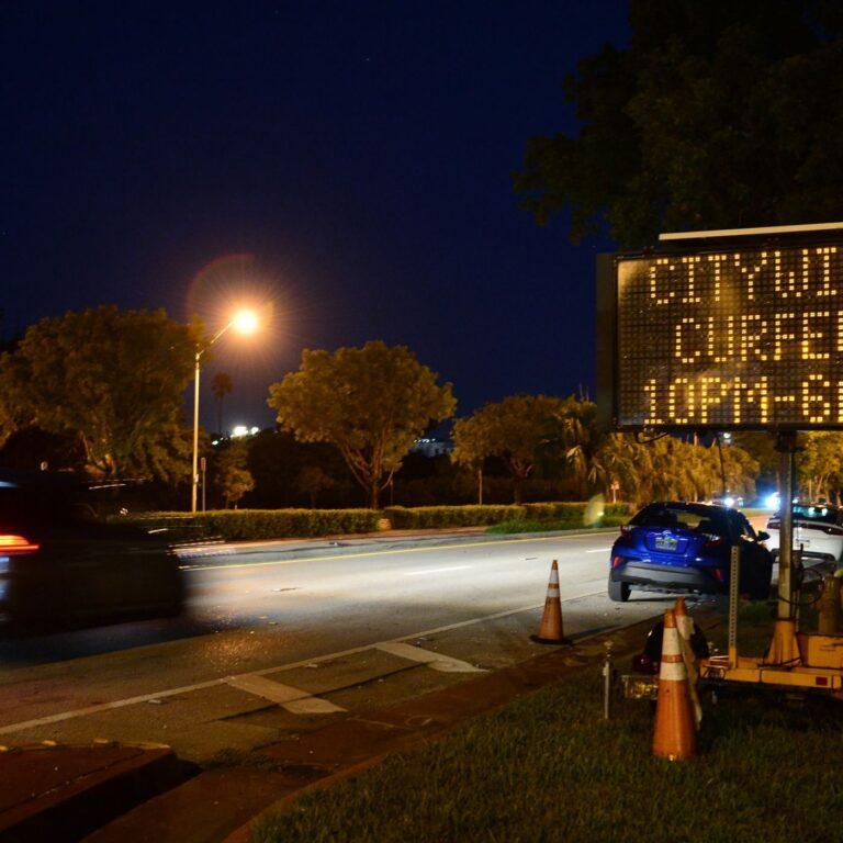 California, Ohio order nightly curfews to stem Covid-19 resurgence