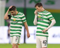 Celtic out of Europa League