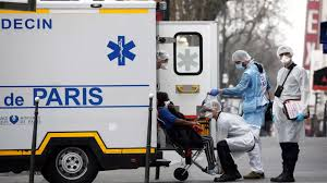 France's Covid-19 daily death toll hits 854, hospitalisations over 1,000