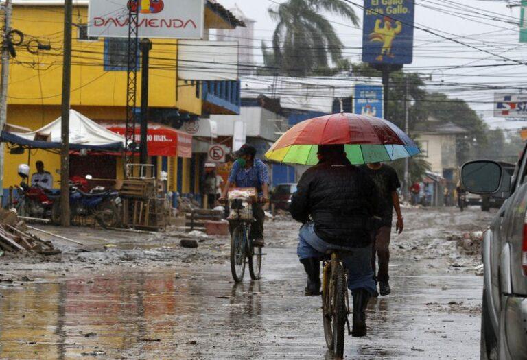 Hurricane Iota makes landfall in Nicaragua
