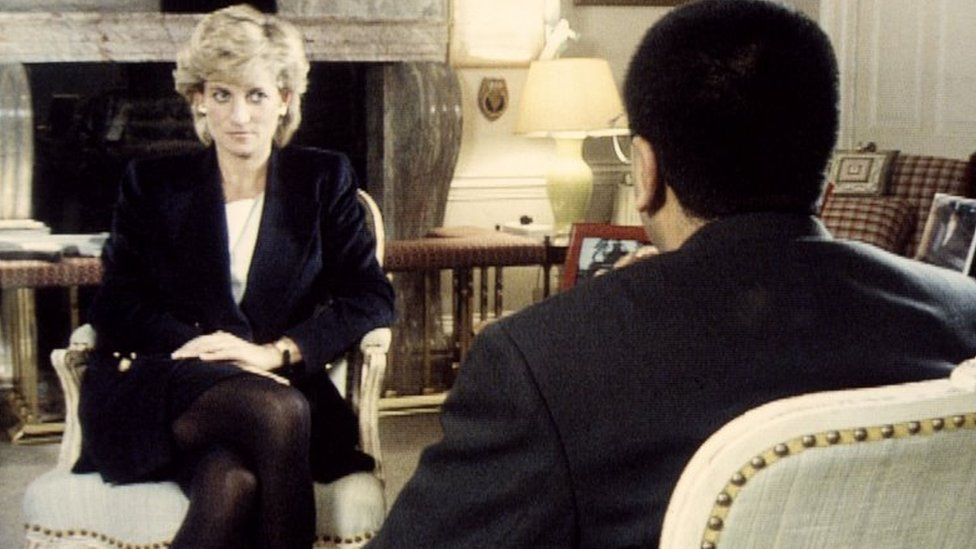 In Review Princess Diana, the BBC and Martin Bashir
