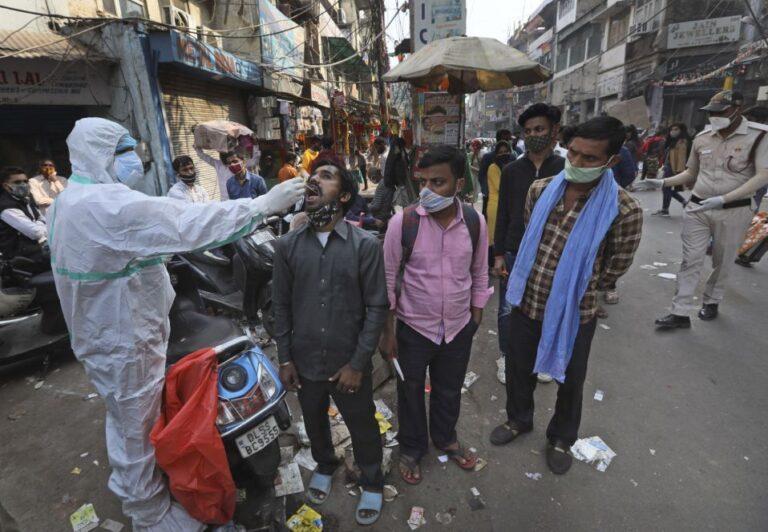 India's covid-19 cases surpass 9 million