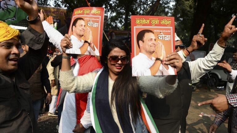 India's ruling BJP, allies win regional polls in a boost to Modi