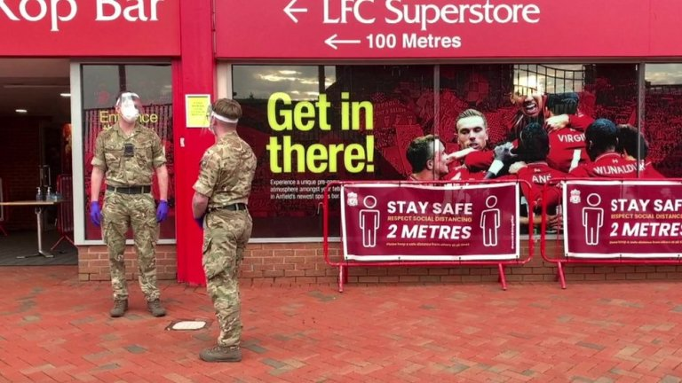Liverpool mass testing