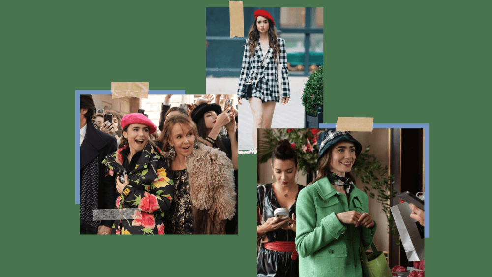 Recreate 3 best Emily in Paris outfits from Paris