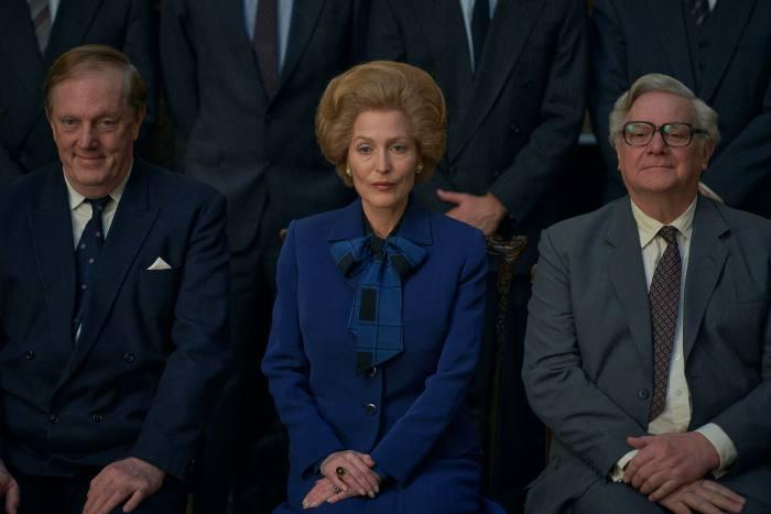The Crown's Margret Thatcher