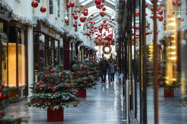 Three households can mix over Christmas in UK