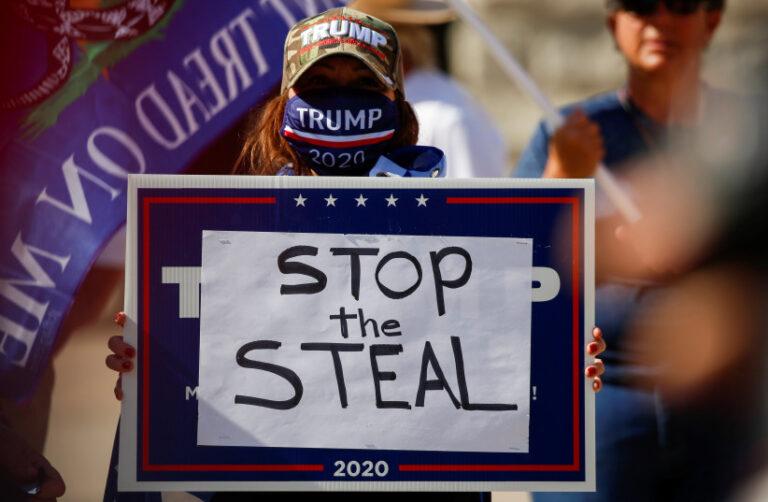 Trump Campaign abandons parts of Pennsylvania election lawsuit