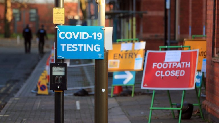 UK reports 24,141 new COVID-19 cases, 378 deaths