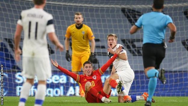 Wales vs Finland National League