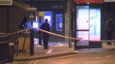 Woman shot and two men stabbed to death in violent Sunday for London