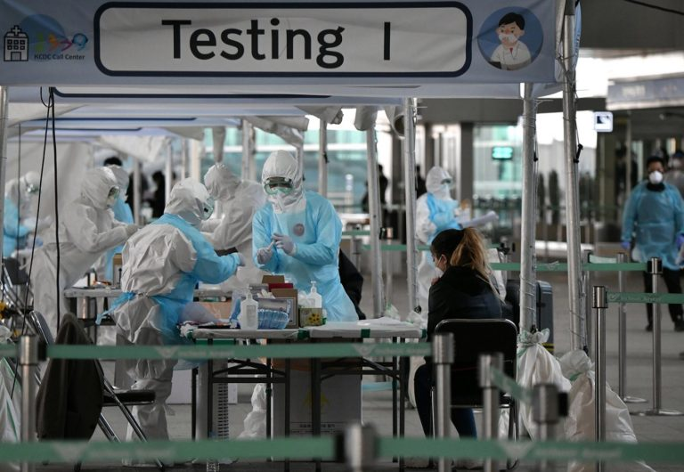 SOUTH KOREA APPROVES SINGLE TEST WHICH CAN DETECT BOTH COVID-19 AND SEASONAL FLU