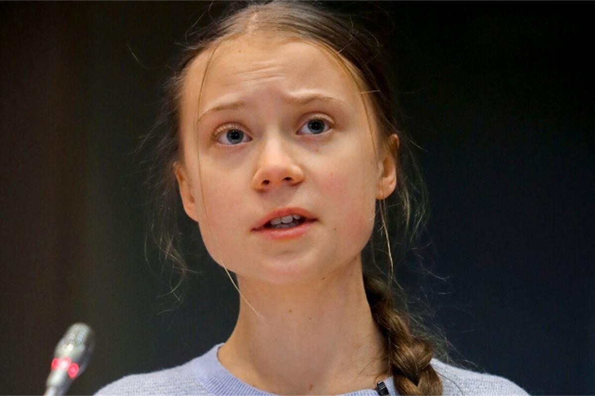 Greta Thunberg how dare you