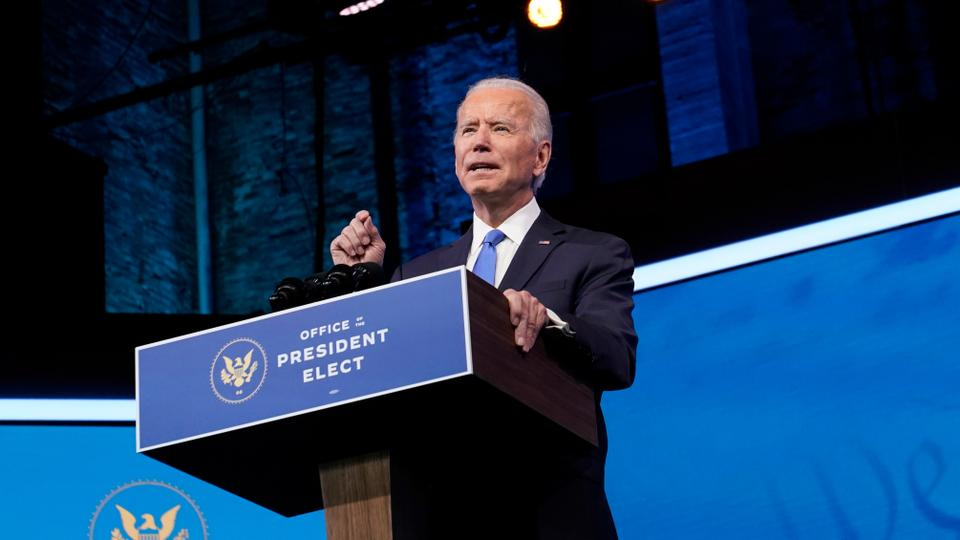 Tuesday's News Briefing VIDEO: BREXIT food plans - Biden wins AGAIN - Tier 3 London Covid