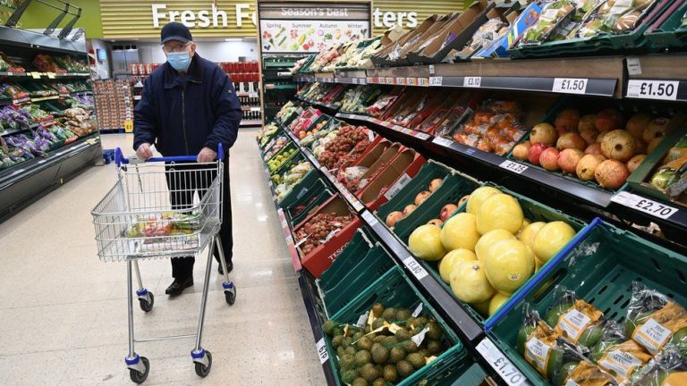 Brexit impact on food prices 'very modest' - Tesco